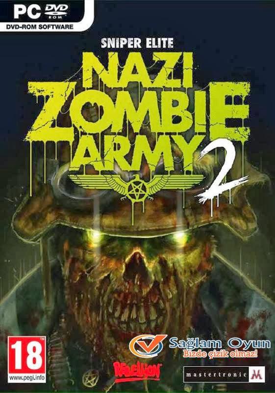 Sniper Elite Nazi Zombie Army 2 Full Tek Link İndir
