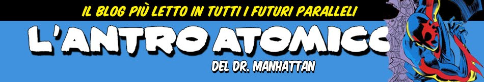 L'Antro Atomico del Dr. Manhattan