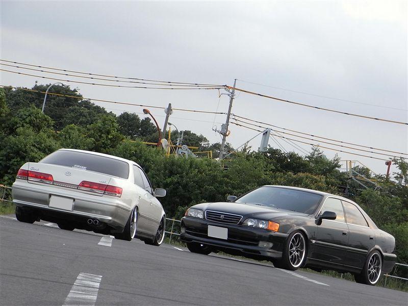 Toyota Mark II X100 & Toyota Chaser X100