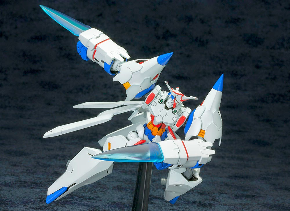Kotobukiya Earth Engine Impacter Non-scale model kit official image 00