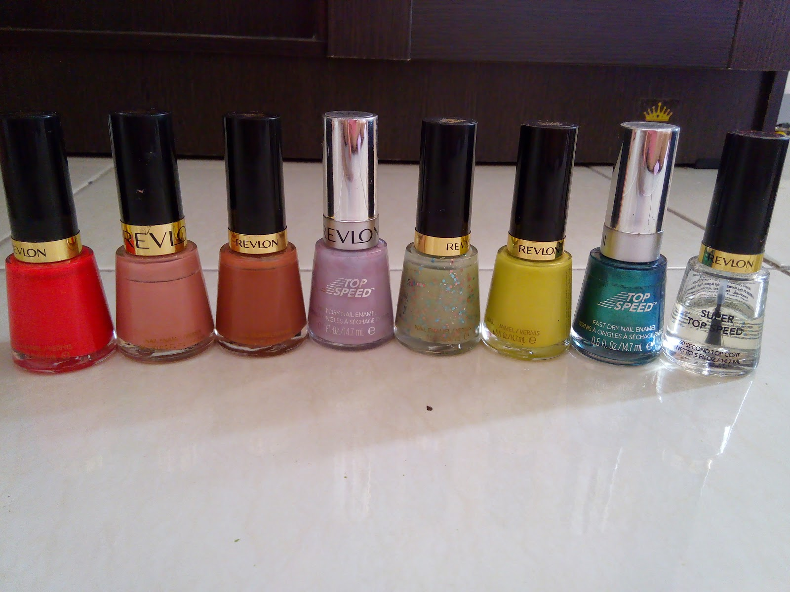 my simple little things: My lovely nail polish colection