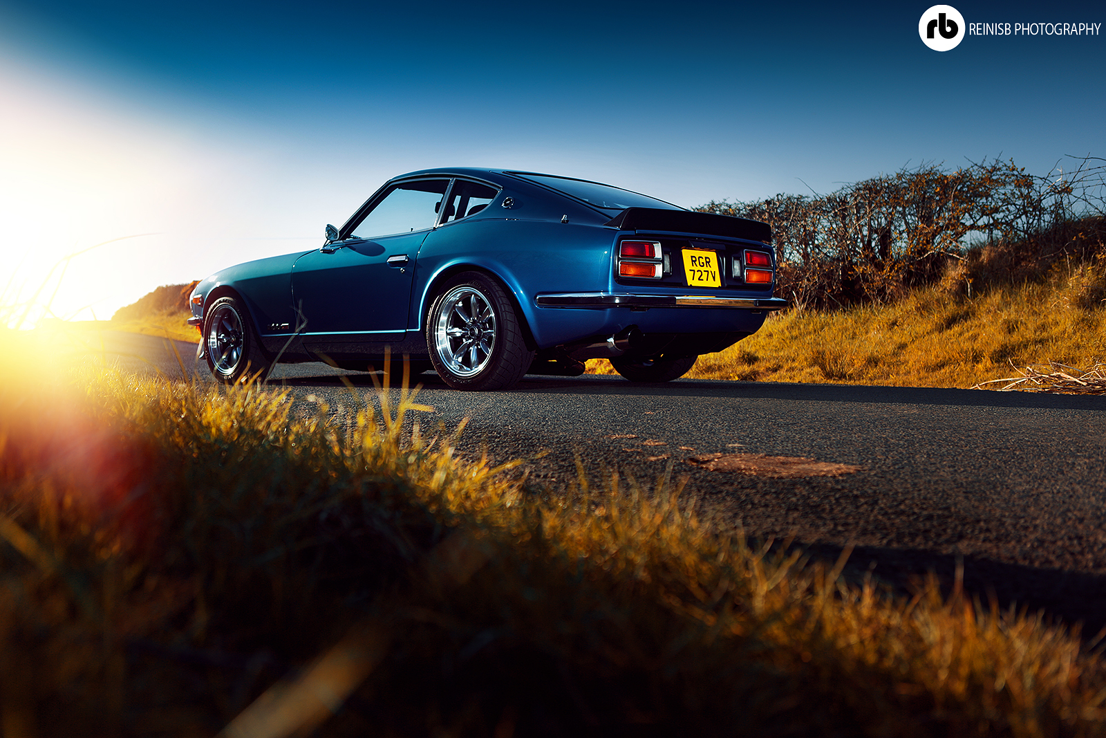 Reinis Babrovskis Photography Rb26 Datsun 260z Fuel Filter