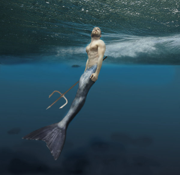 paradox mermaid merman merfolk