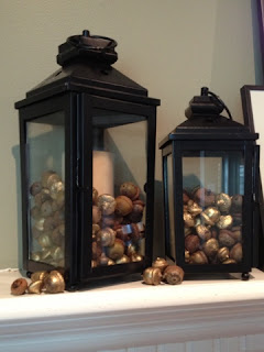 Two it yourself acorn decorations how to dry acorns and for Acorn decoration ideas