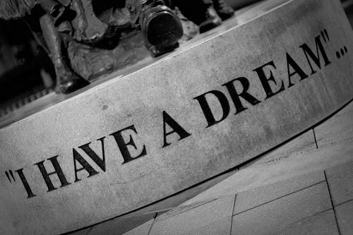 perjuangan adalah sebuah mimpi