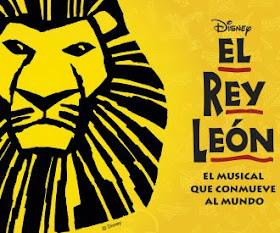 RESERVA TU ENTRADA PARA EL MUSICAL DEL REY LEÓN