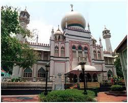 Sejarah masuknya islam di Singapura