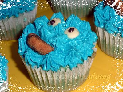 Cupcakes sin huevo