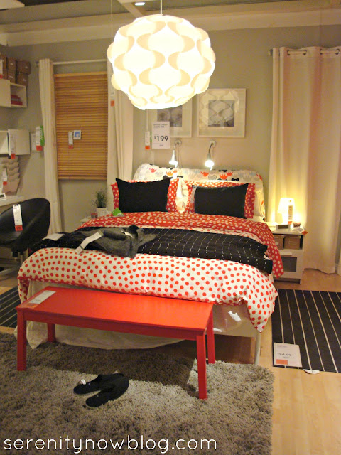 IKEA Decorating Inspiration, from Serenity Now