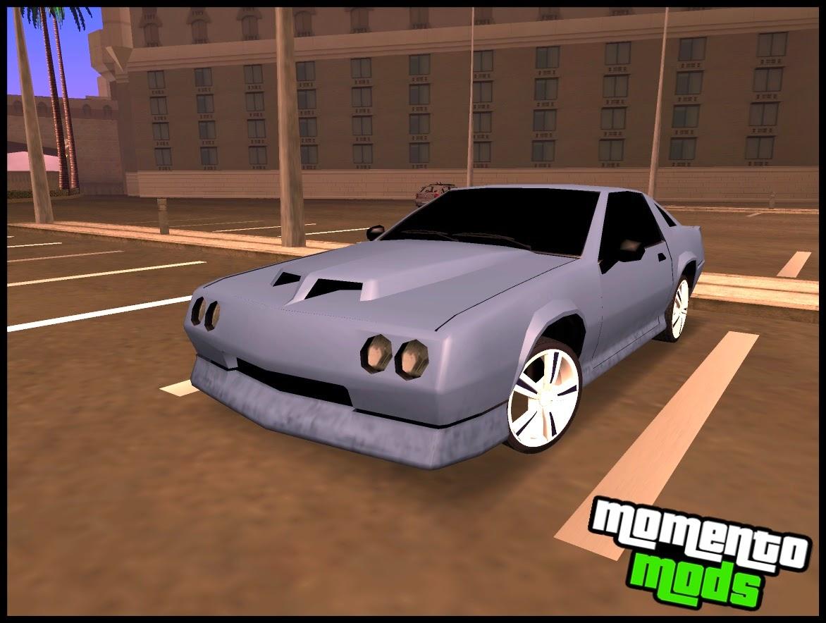 GTA SA - Buffalo Em HD