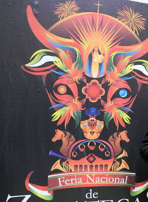 FENAZA 2016 Feria Zacatecas