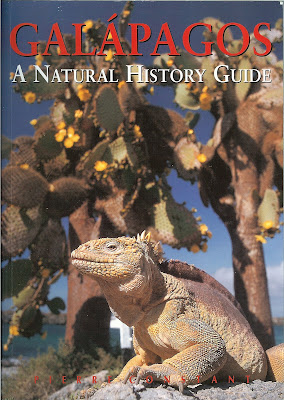 Galapagos: A Natural History Guide by Pierre Constant