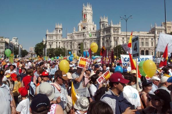 Et relictis omnibus la ofensiva contra el matrimonio y la familia - Casarse rapido en madrid ...