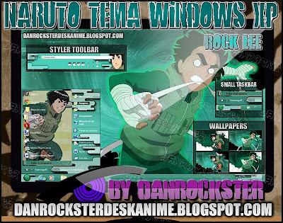 TEMAS de NARUTO PARA WINDOWS XP Y 7 RLEETXPP