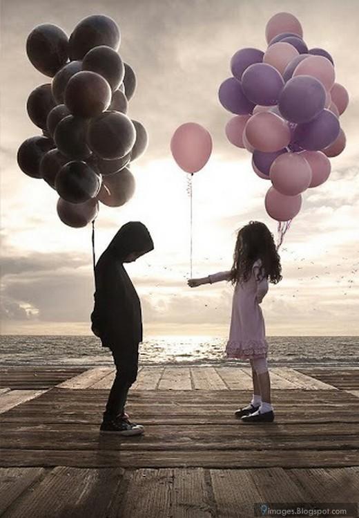 Sad kids lillte couple beautiful - Beautiful sad couple images ...
