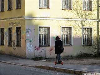 Самокаты в Петербурге