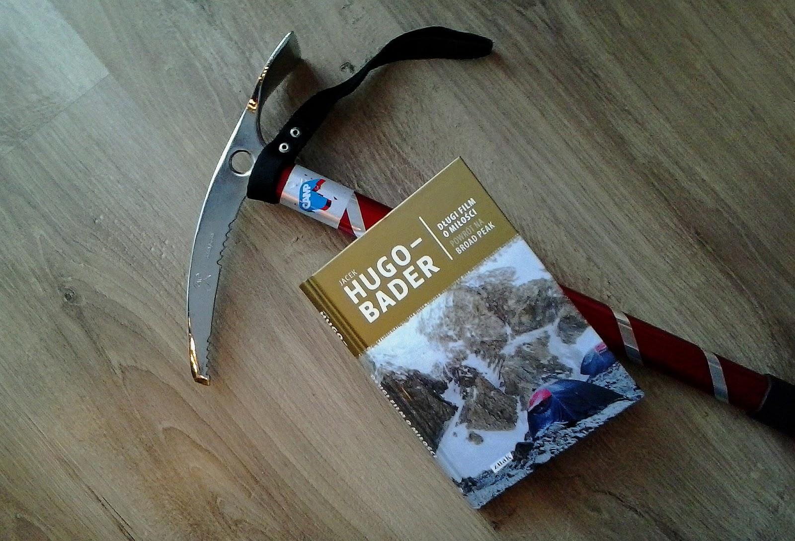 DŁUGI FILM O MIŁOŚCI, POWRÓT NA BROAD PEAK - Jacek Hugo-Bader | Recenzja z ludzkim jazgotem w tle - góry lifetyle styl życia