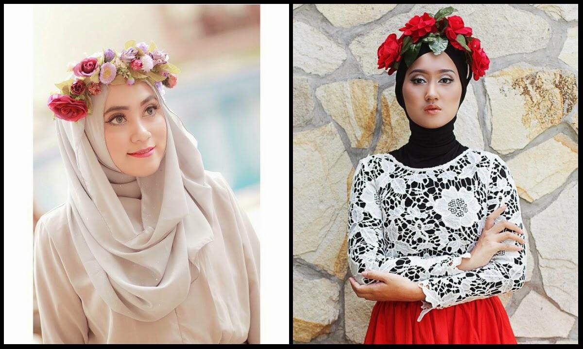 Ragam Jenis Headpiece Untuk Hijabmu
