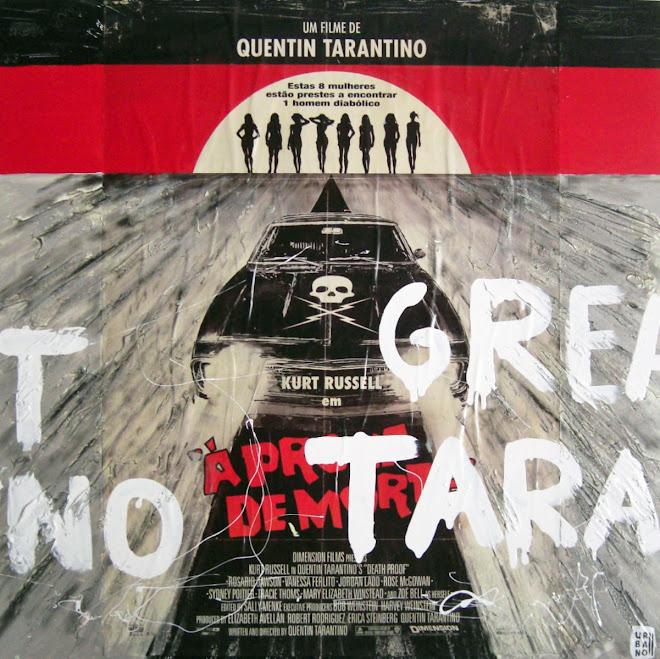Tarantino by Francisco Urbano