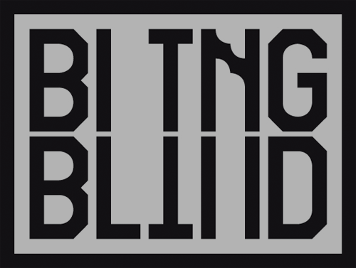 blingblind logotype
