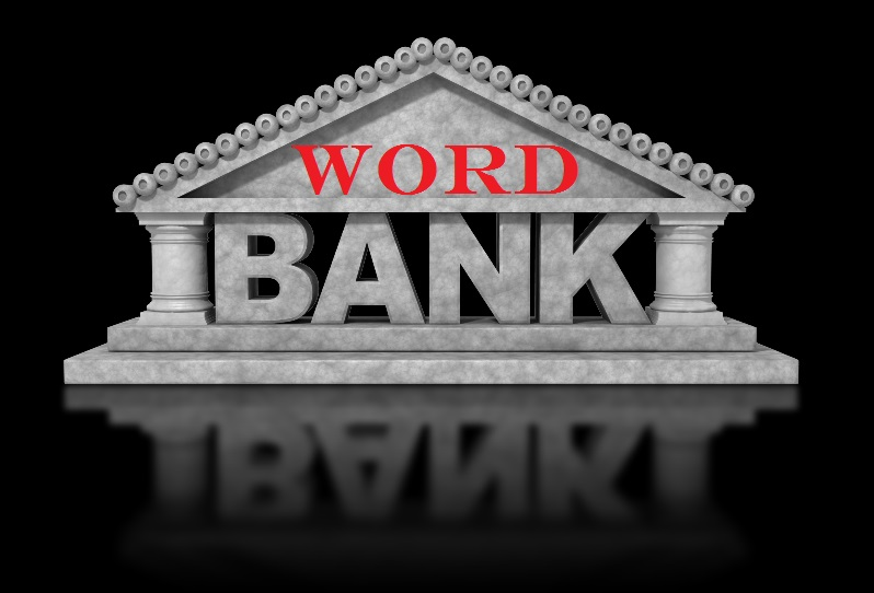 WORD BANKS - Lists of Words by Categories