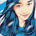 Shani JKT48 Vektor Kartun