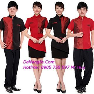 Xưởng in áo đồng phục tại đà nẵng giá rẻ nhất