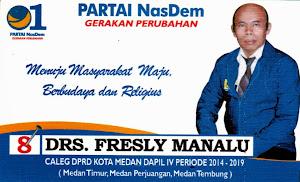 DRS.FRESLY MANALU