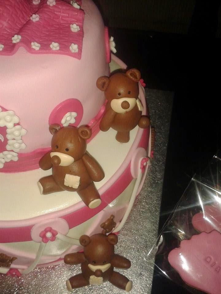 TARTA BABY SHOWER
