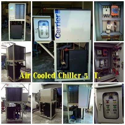 Air Cooled Chiller 5 Tons