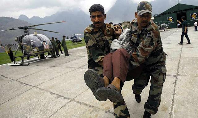 வெள்ள நிவாரணப் பணிகள்-கேதர்நாத்..படங்கள் இணைப்பு Floods.+Rescue+13.