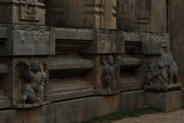 Raya Gopura, Melukote