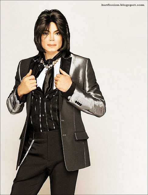 Michael Jackson - Ebony Photoshoot