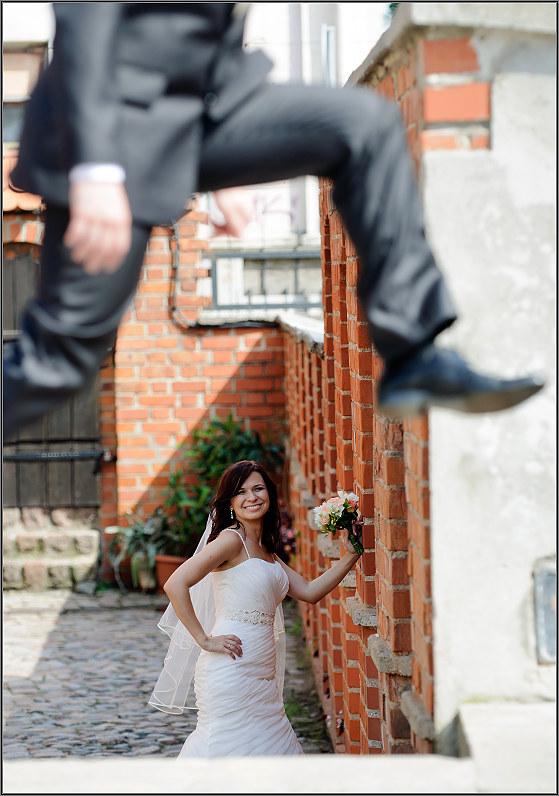 linksmos ir originalios vestuvinės nuotraukos
