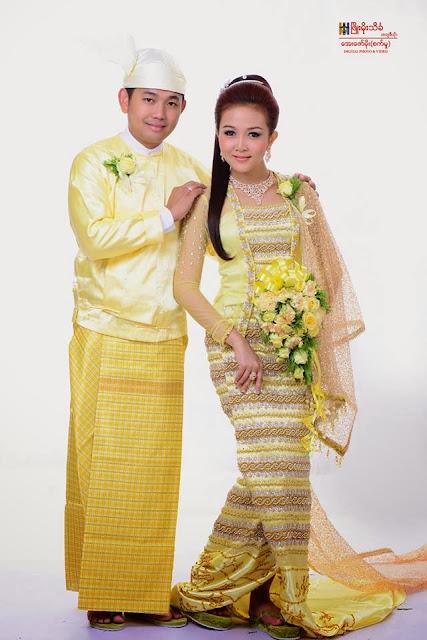 myanmar famous singer wyne su khine thein pre-wedding photo