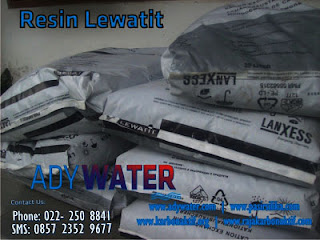 Jual Resin Lewatit monoplus S108