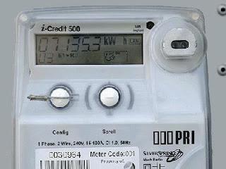 Smart Meter - Victoria, Australia