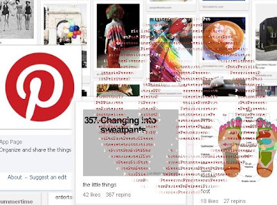 Increase your Social media Efficiency through Pinterest ScreenShot