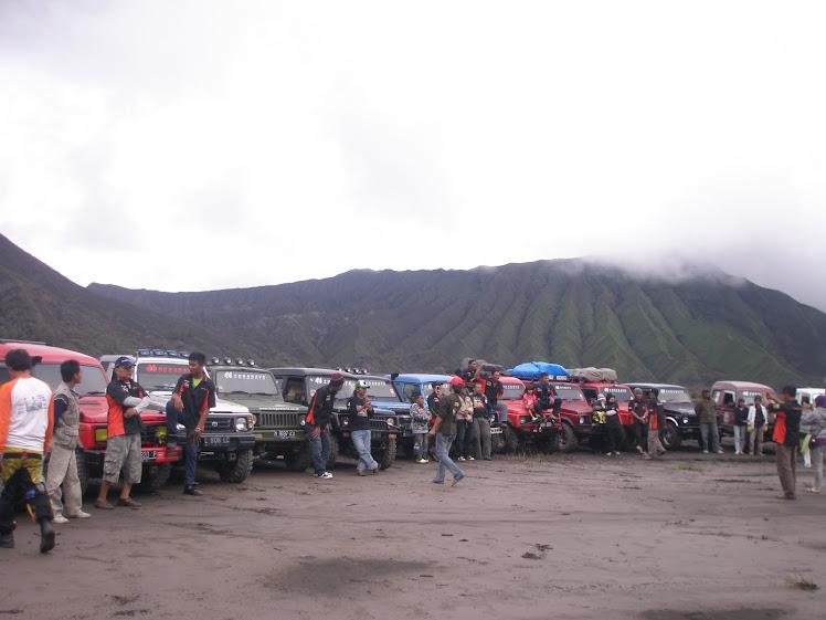 Gunung Kursi Bromo