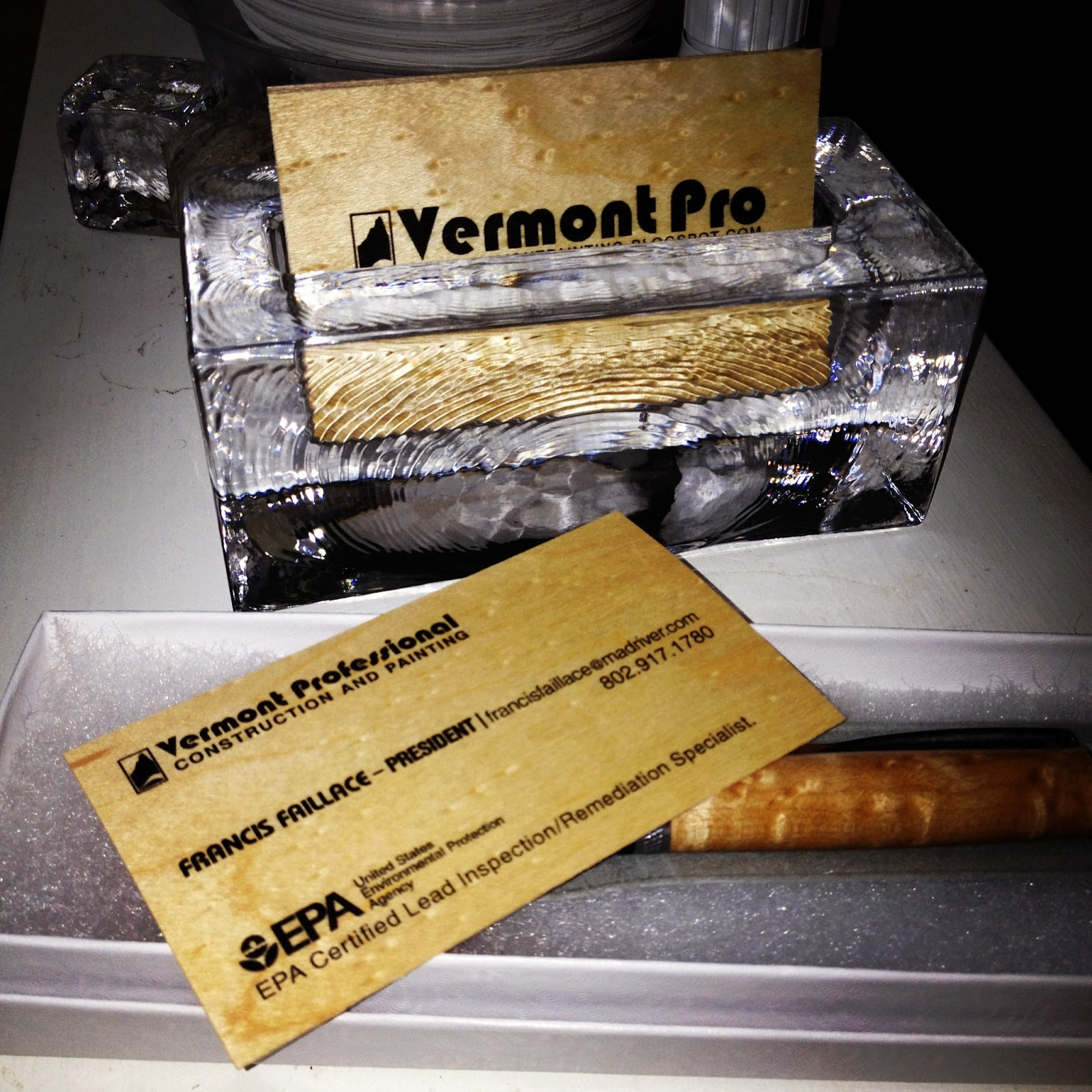 Vermont Professional Construction & Painting LLC: Birds-eye Maple ...