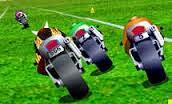 Sahada Motorsiklet