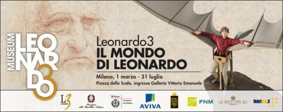 Leonardo da Vinci mostra milano sconti