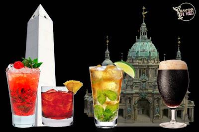 bebidas del mundo