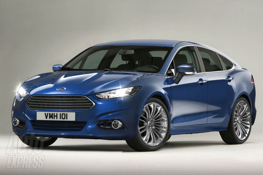 2013 new ford mondeo top cars. Black Bedroom Furniture Sets. Home Design Ideas