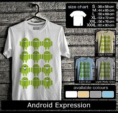 kaos distro android expression