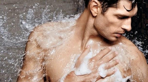 O que acontece quando paramos de tomar banho?
