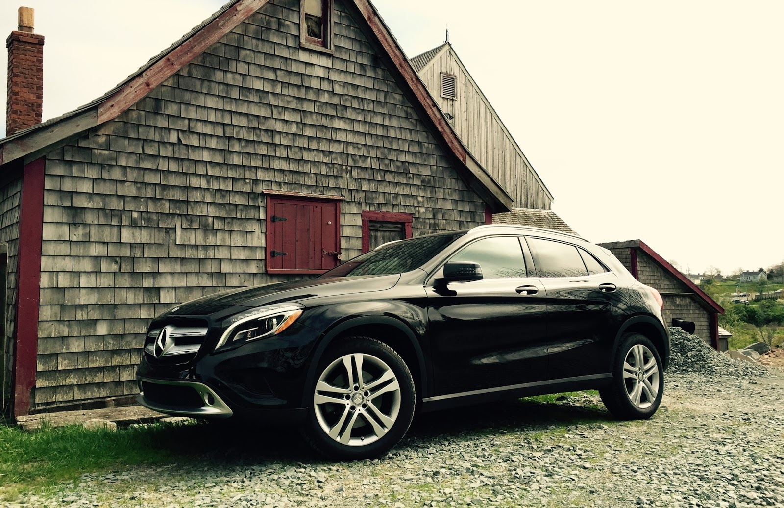 2015 mercedes benz gla250 4matic black