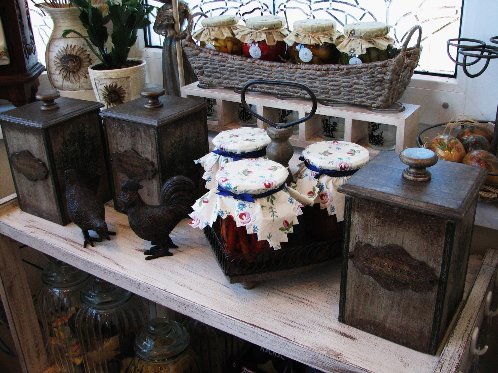 Мелочи для дома в стиле прованс своими руками
