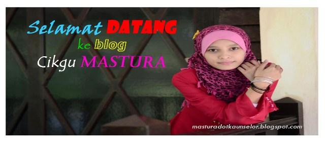 Mari bersama kaunselor Mastura