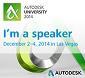 I'm a Speaker!